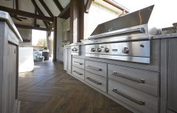 Naturekast sliver birch outdoor kitchen gallery