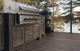 Captivating cottage cook-out Port Severn